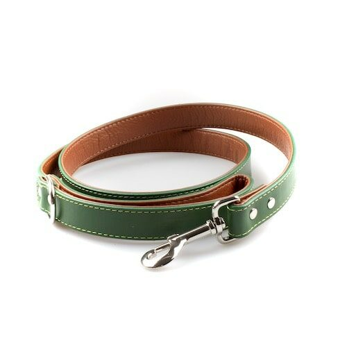 Leash Mossy Green / Brown